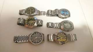 Vintage rare watches