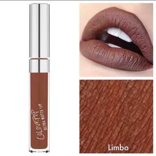 Colourpop Ultra Matte Lip in LIMBO