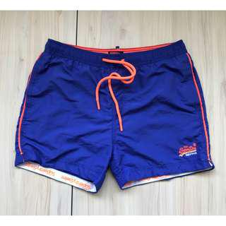 Superdry Beach Volley 海灘褲 M、L號
