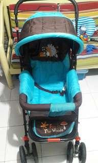 PRUVA BABY STROLLER