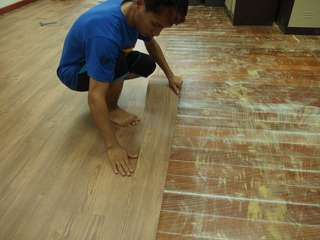 Vinyl flooring 3mm