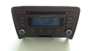 Audi TT radio 車CD收音機