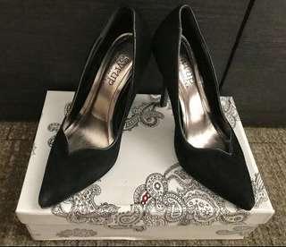 Syrup Black Heels