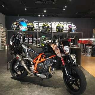 『 飛翔國際 』【出售】2012年 KTM DUKE 690 ABS