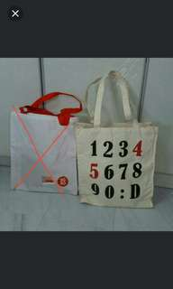 BN SG National Day Collectible Bag Carrier
