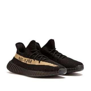 🚚 Adidas yeezy boost 350 V2 黑綠 9.5號 8-9成新 保證正品公司貨
