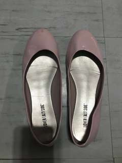 Pink Flat Shoes 9.5