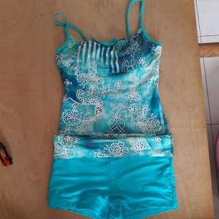 Baju renang merk opelon swim ori