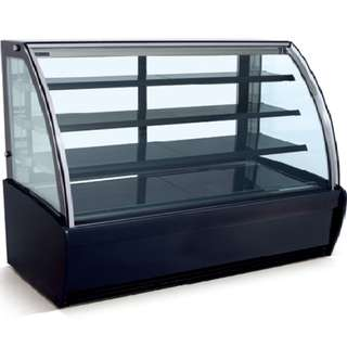 4ft, 4Layer Cake Display Chiller