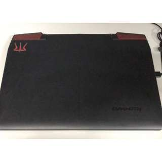 """(二手)Lenovo RESCUER-15ISK 15.6"""" i5-6300HQ,8G,1TB/1TB+120G SSD,GTX 960M 2G Gaming Laptop 90%NEW"""