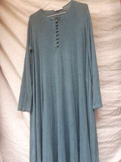 MODANISA STRETCHY MODEST DRESS