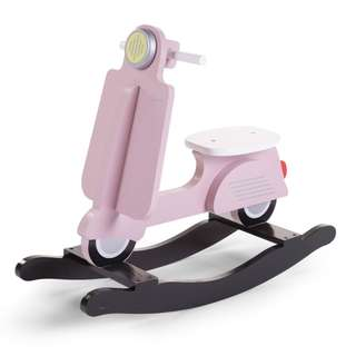 Childhome Rocking Scooter (Pink)