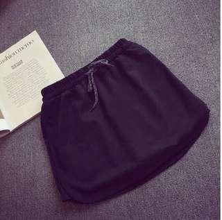 Plus Size Skirt Versatile Shorts