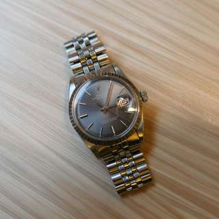 Rolex DateJust Stainless Vintage 1603 (1969-1971)