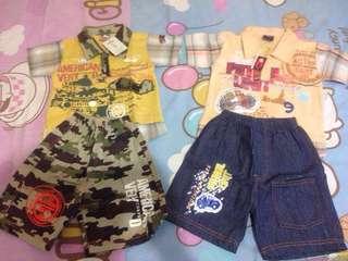 *NEW 2 Baju Anak Laki-laki