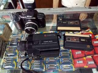 Camera, camera video vintage