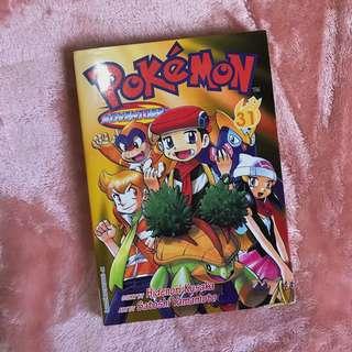 Pokémon Adventures 31 by Kusaka & Yamamoto
