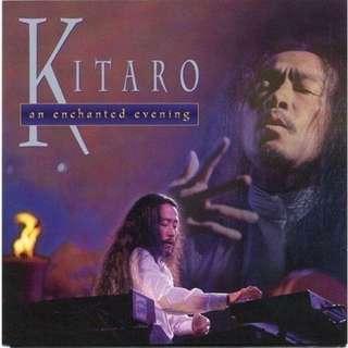 CD USA Kitaro – An Enchanted Evening Live