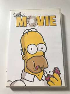 Original The Simpsons Movie