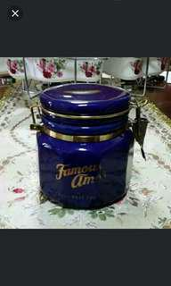 🔥Famous Amos Cookie Container
