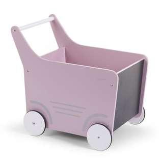 Childhome Wooden Stroller (Pink)