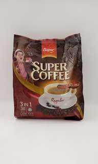 super coffee 3 in 1 low fat