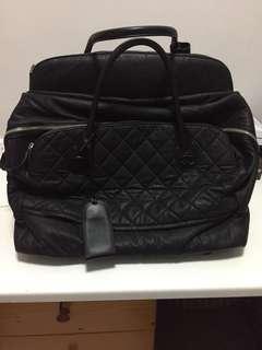 Chanel baggage 手拉旅行袋