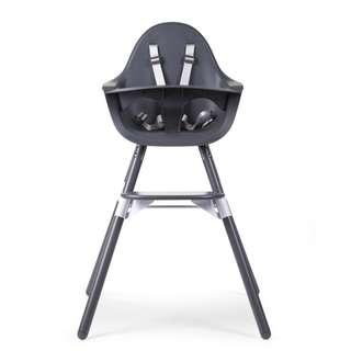 Childhome Evolu 2 High Chair (Anthra / Anthracite)