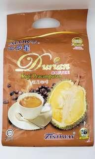 Alor Durian Coffee