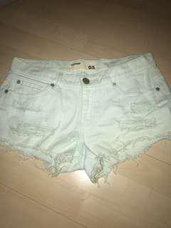Garage Jean shorts