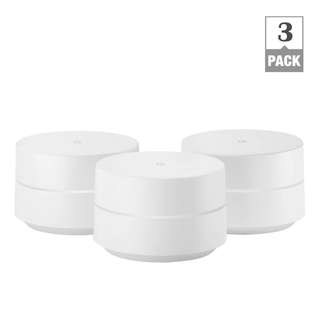 [IN-STOCK] Google Wi-Fi Router (3-Pack) - US Set with 1 Year Local Warranty
