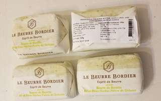 法國Bordier 香蒜香草四川辣味 手打牛油