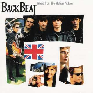 CD USA The Backbeat Band ‎– Music From The Motion Picture Backbeat movie soundtrack album ost