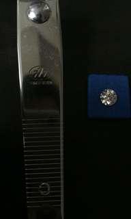 1.02 卡鑽石 GIA