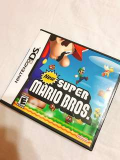 BRAND NEW Super Mario Cartridge
