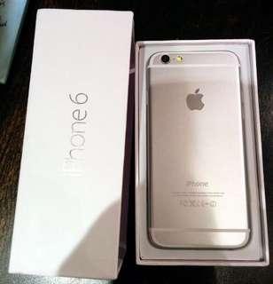 Iphone6 64gb銀