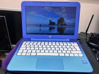 HP Stream 13 Blue