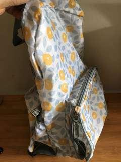 Backpack folded (tas lipat backpack)