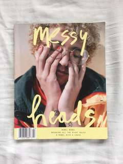 Messy Heads Issue 2