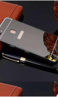 F7 oppo casing cover with mirror. Reduce price