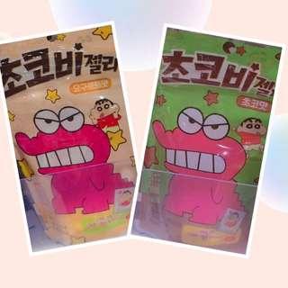 韓國小新軟糖