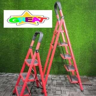 Foldable Ladder 3/4/5 levels
