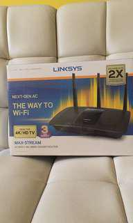 linksys ac1900 mimo wireless router