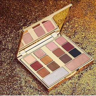 Milani gilded desires eyeshadow and face palette