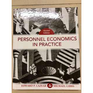 Personnel Economics in Practice Second Edition