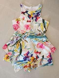 Floral Paradise Romper!