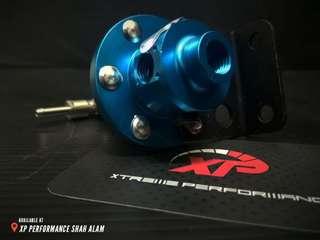Fuel pressure Regulator SARD adjustable fitment Sky Blue color