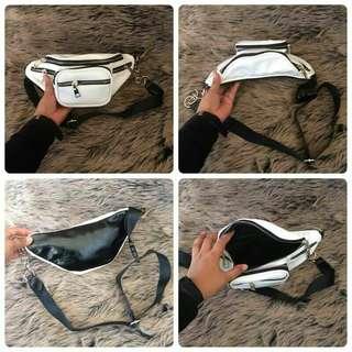 H&m bumbag belt