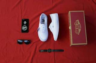 Vans Authentic Classic Full White