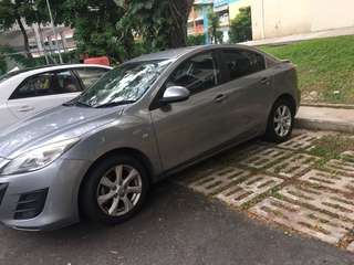 Mazda 3 Sedan 1.6 Auto Deluxe